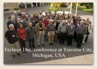 Fechner Day Conference, Traverse City, Michigan, USA